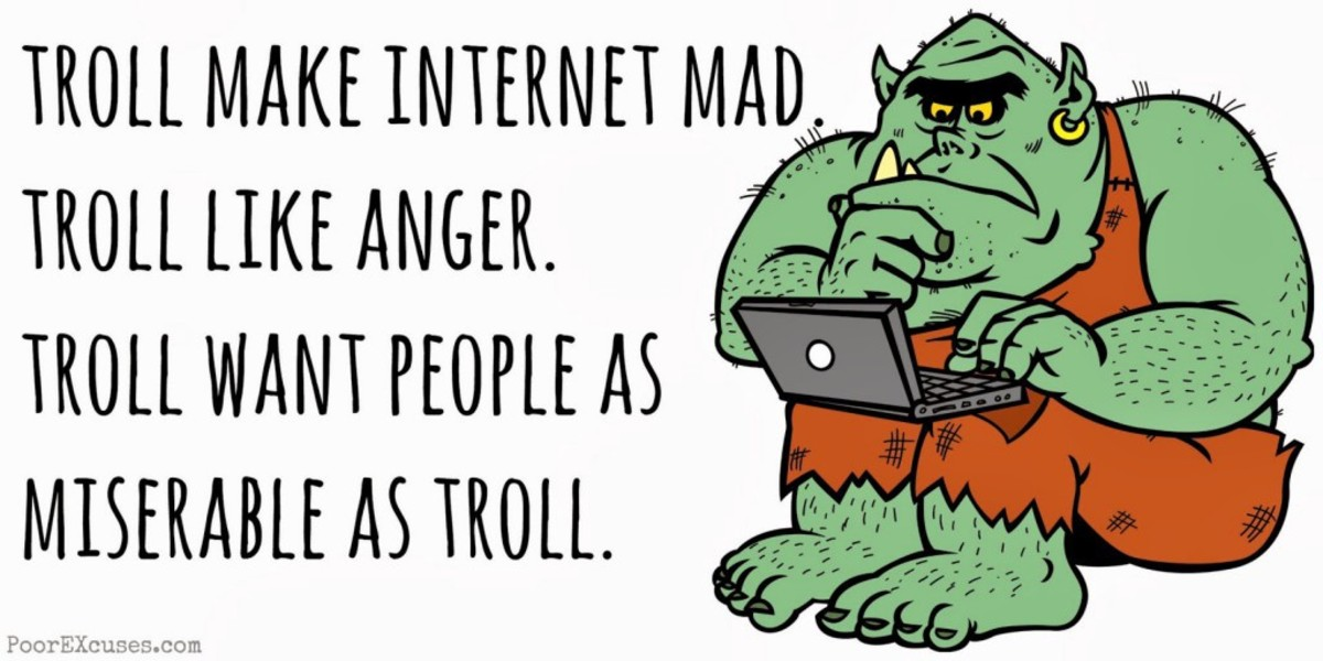 Watch Out Trolls Are About