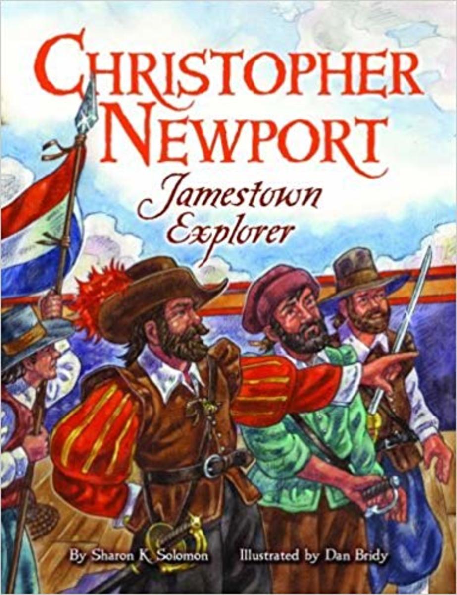 Christopher Newport : Jamestown Explorer by Solomon, Sharon K.