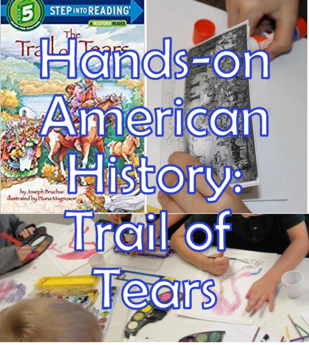 Andrew Jackson, Trail of Tears, & John James Audubon Lesson for Kids