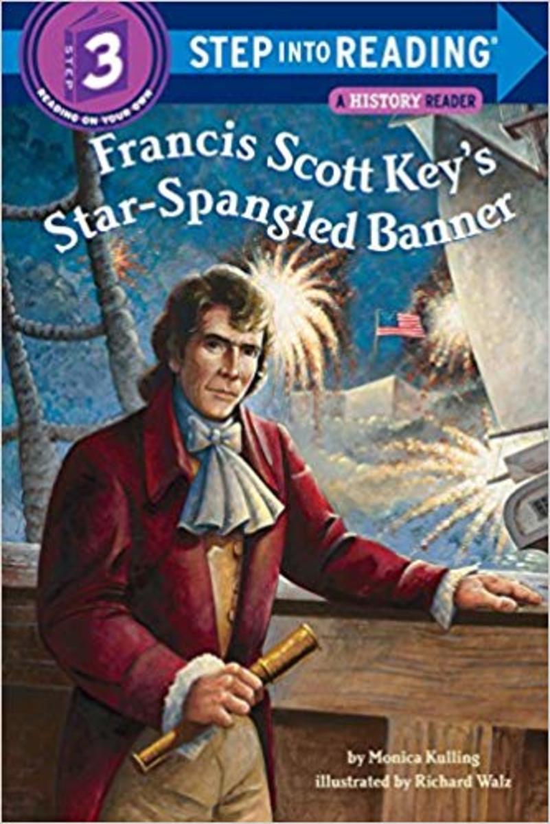 Francis Scott Key's Star-Spangled Banner (Step into Reading) by Monica Kulling