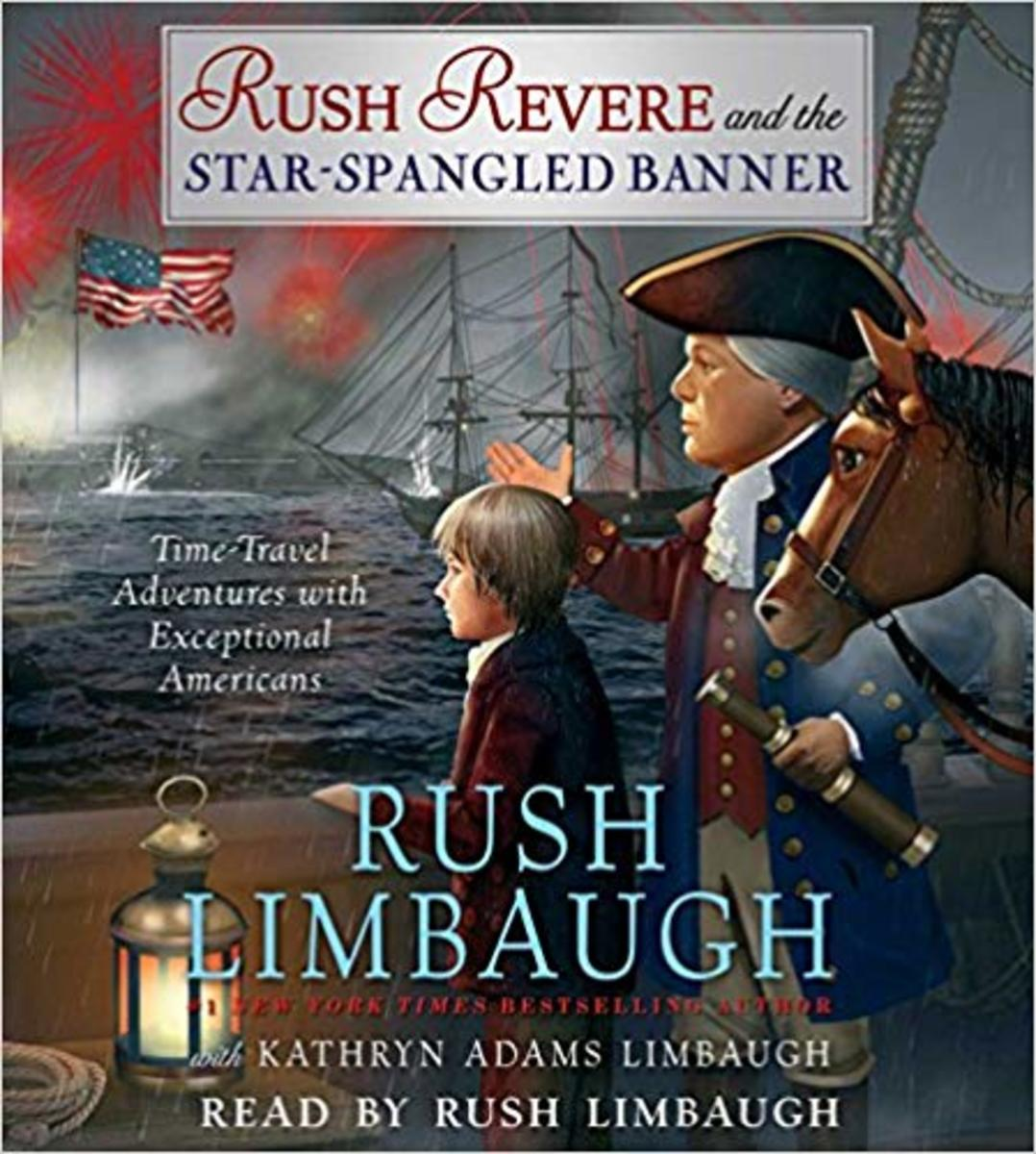 Rush Revere and the Star-Spangled Banner Audio CD by Rush Limbaugh (Audio CD)