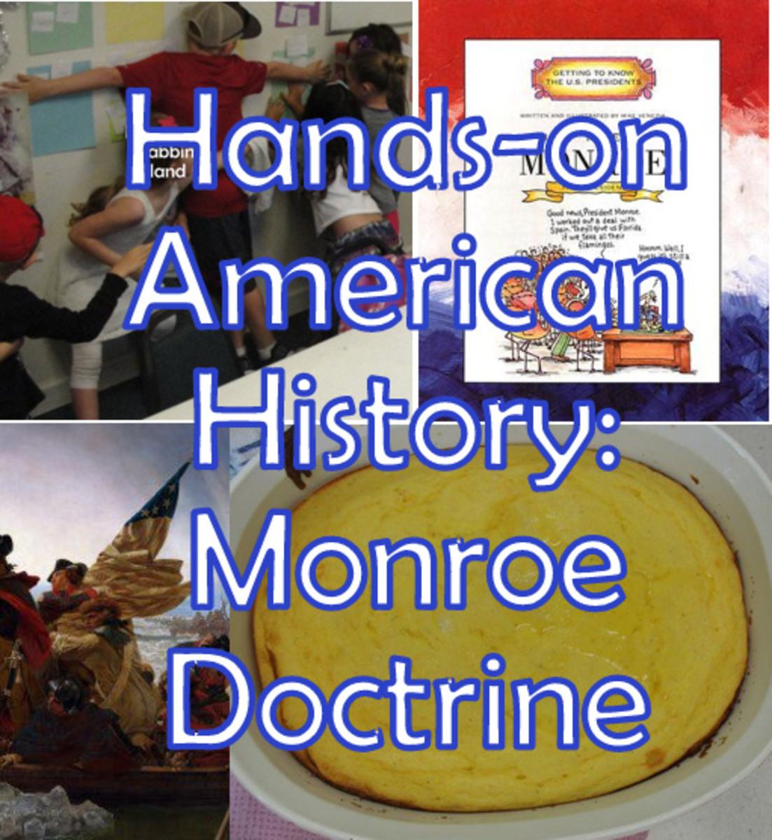 Monroe Doctrine Lesson for Kids