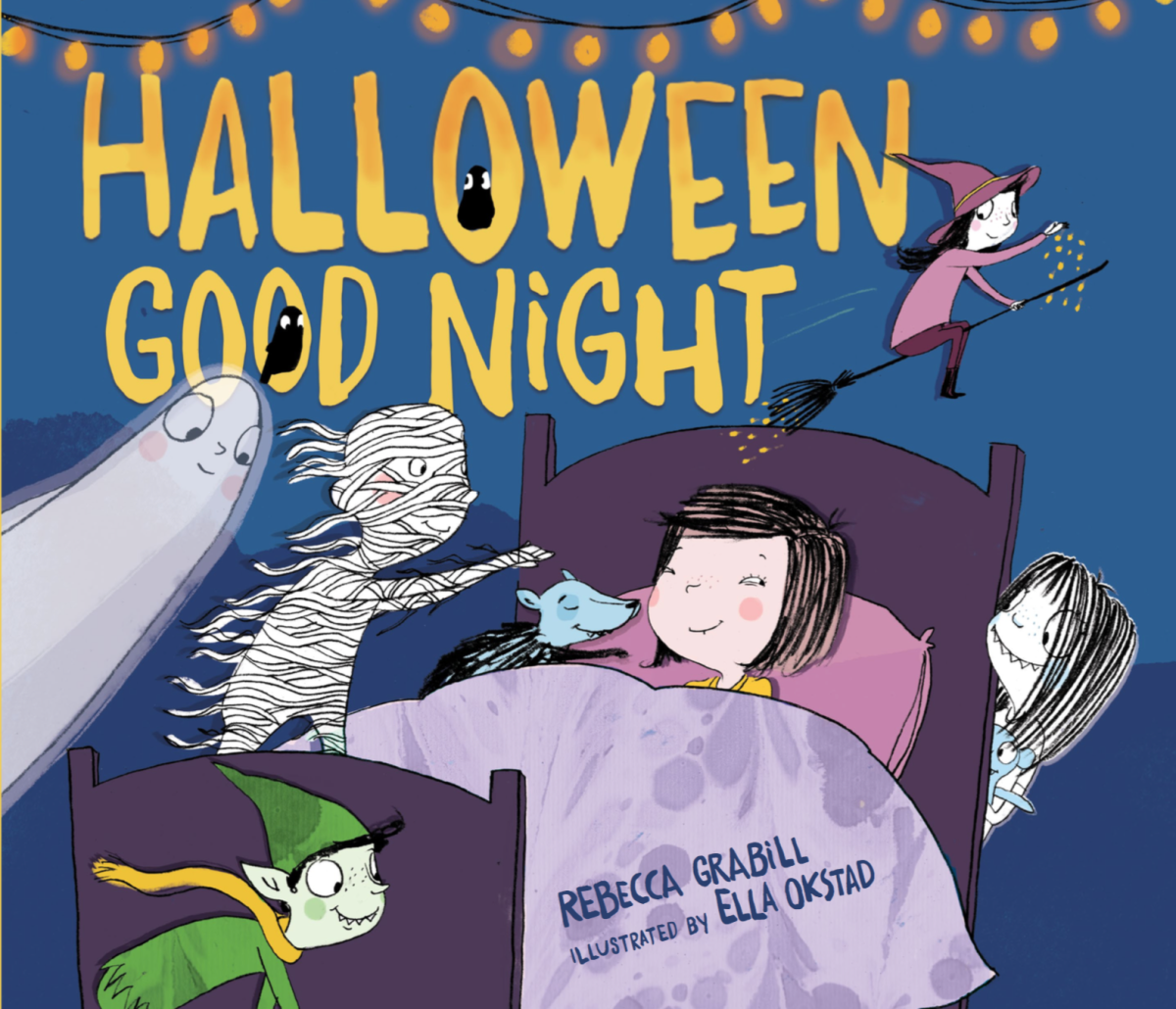 Find out more about the book, Halloween Good Night!