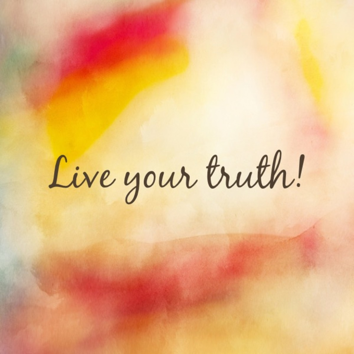 What It Means to Live Your Truth