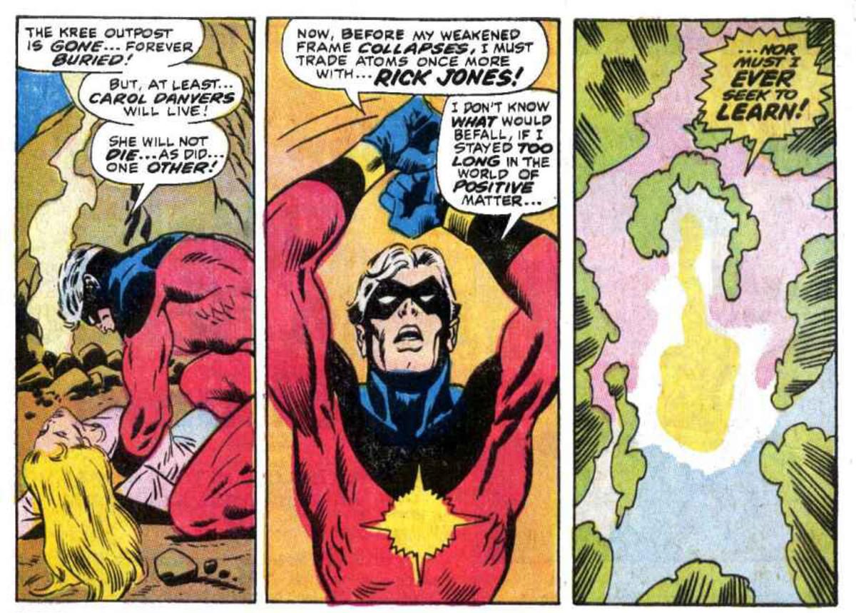 From Captain Marvel #18