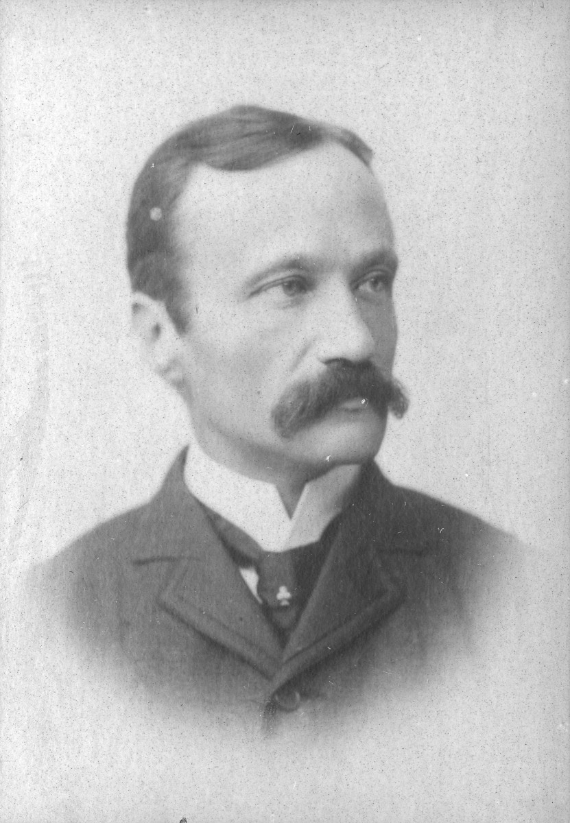 Photograph of Boito c1890.