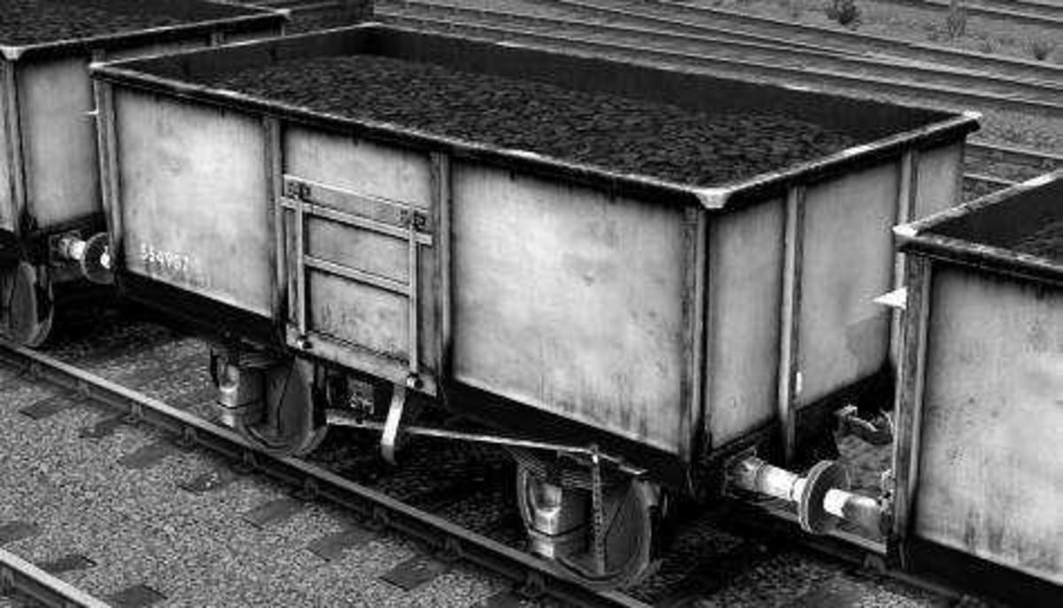 The LNER produced 16 ton mineral wagons to a Ministerial pattern - the design was carried into British Railways days