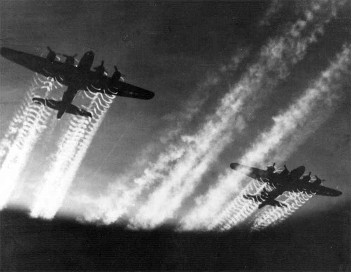 ghost world war 2 planes