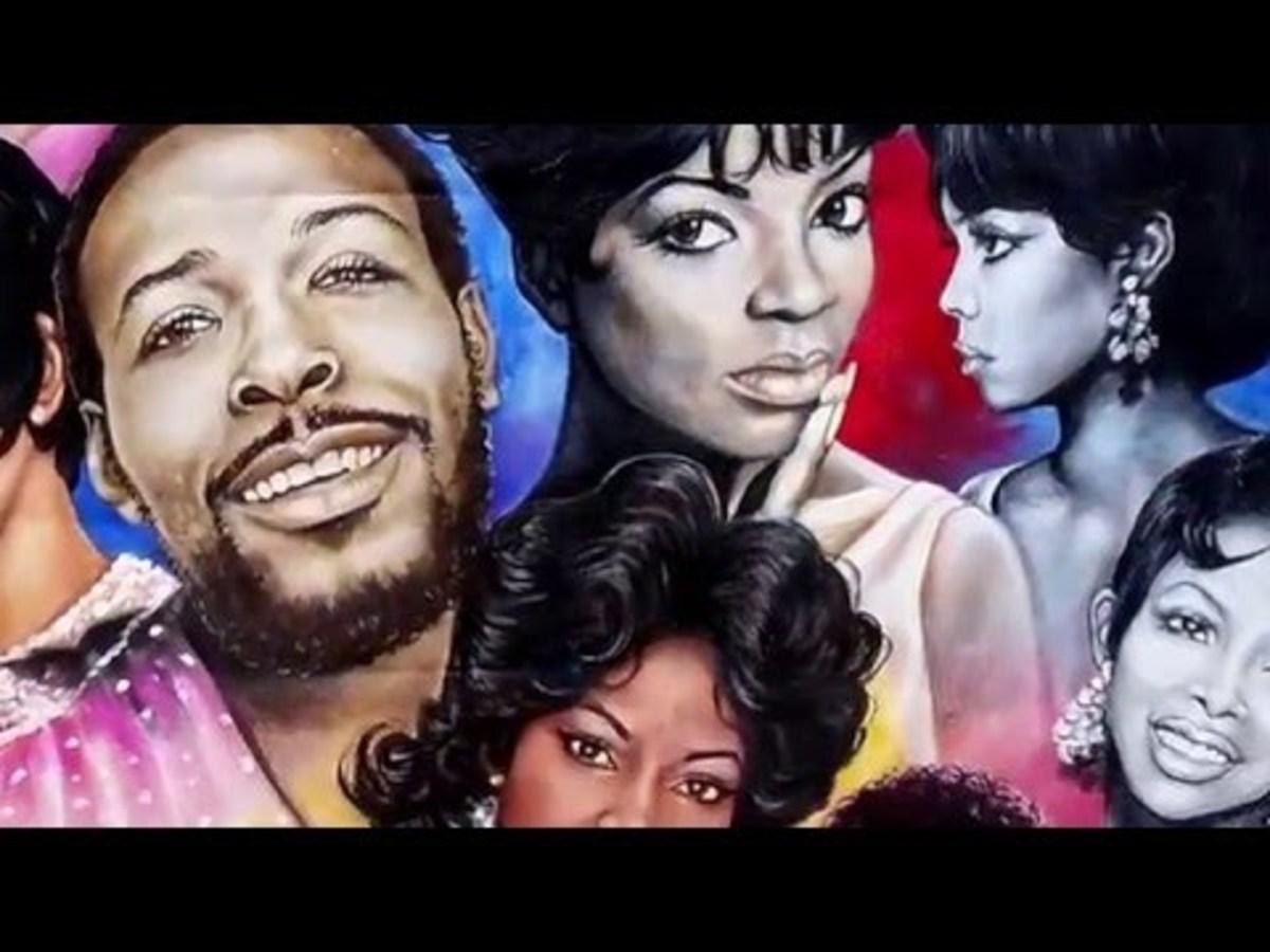 Motown Greats