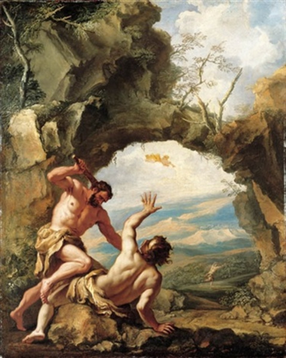 God and Cain: A Caring Father?
