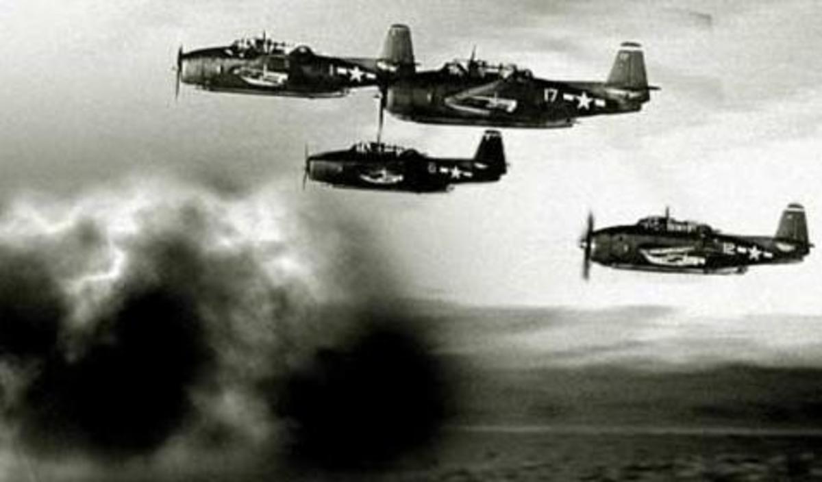 The Now Famous Flight 19
