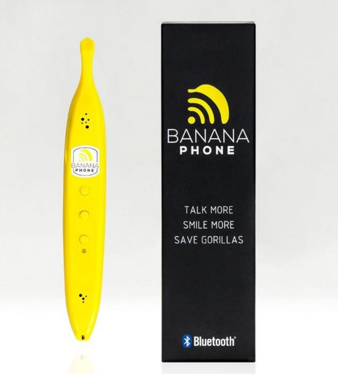 Make All Your Calls With The Banana Phone