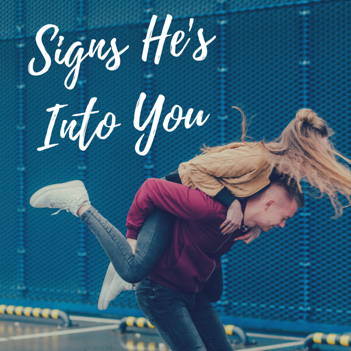 55 Signs a Guy Likes You Back