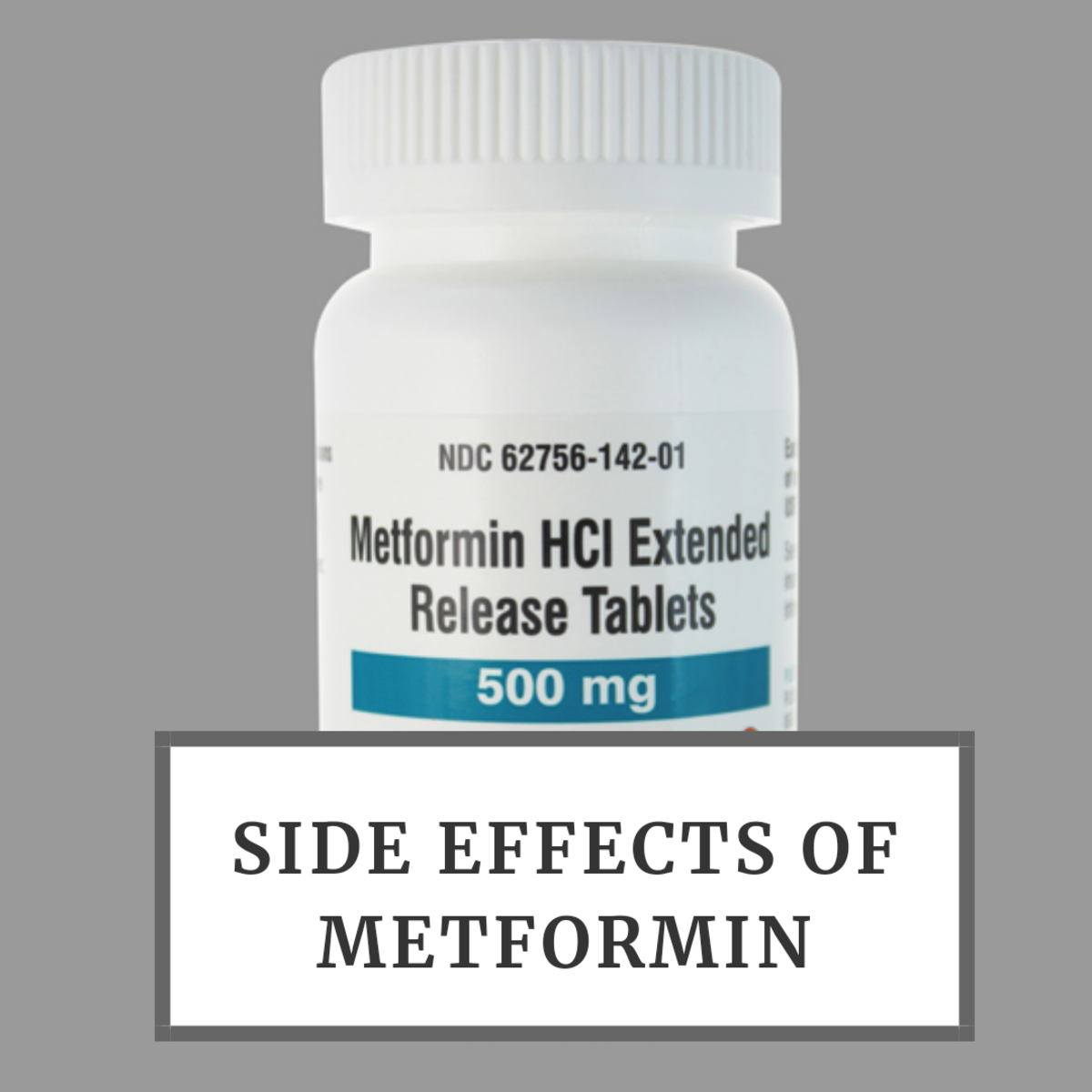 Side Effects of Metformin (Glucophage, Formamet, Glumetza)