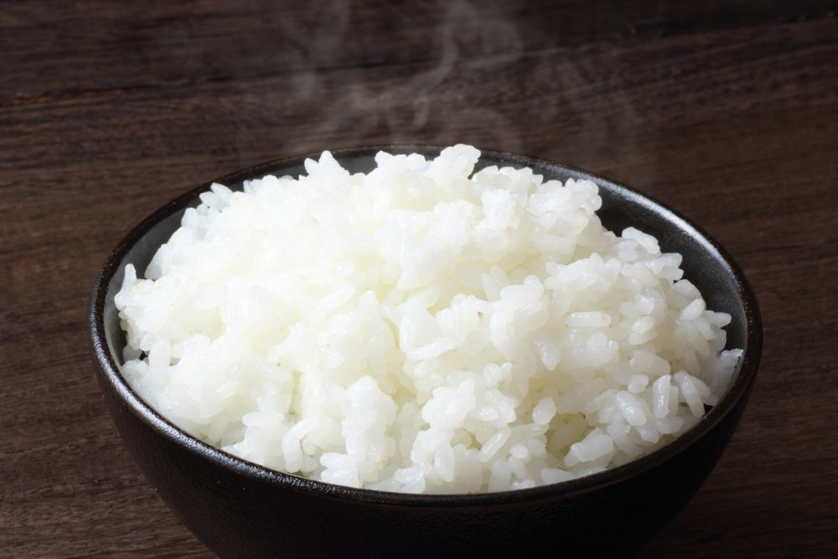 Cook rice ahead of time and cool before starting fried rice