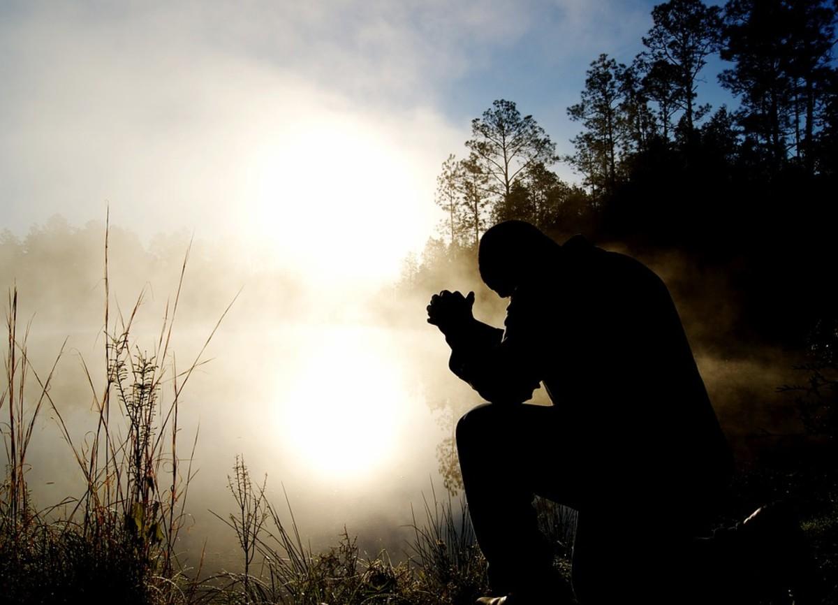 Man should always pray