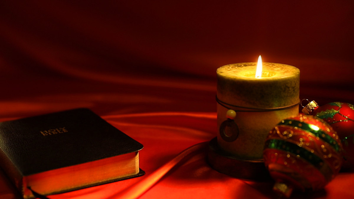 Candle: Our Spirit is the candle of the Lord