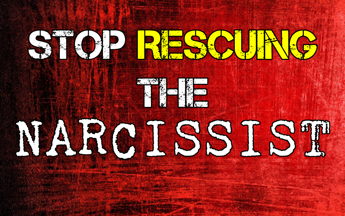 Stop Rescuing the Narcissist
