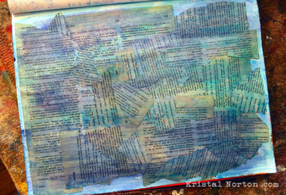 Art journals are easier than you think. Here are a few ideas to get your creative juices flowing