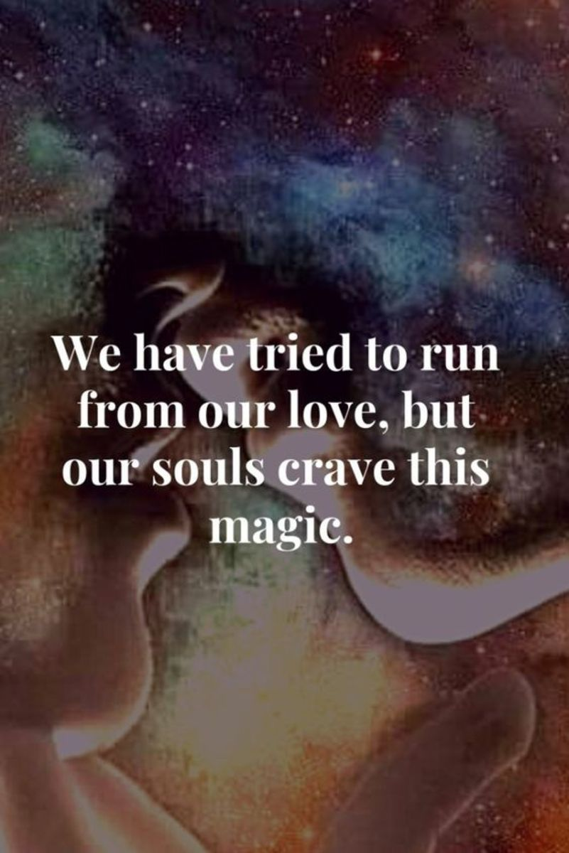 Twin Flame Lovers Quotes, Coming in Union | HubPages
