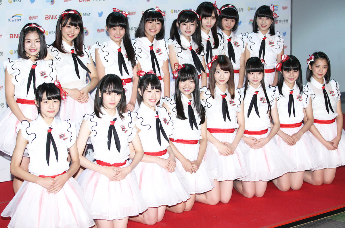 The Rebirth of Japanese Pop Music Group Ngt48