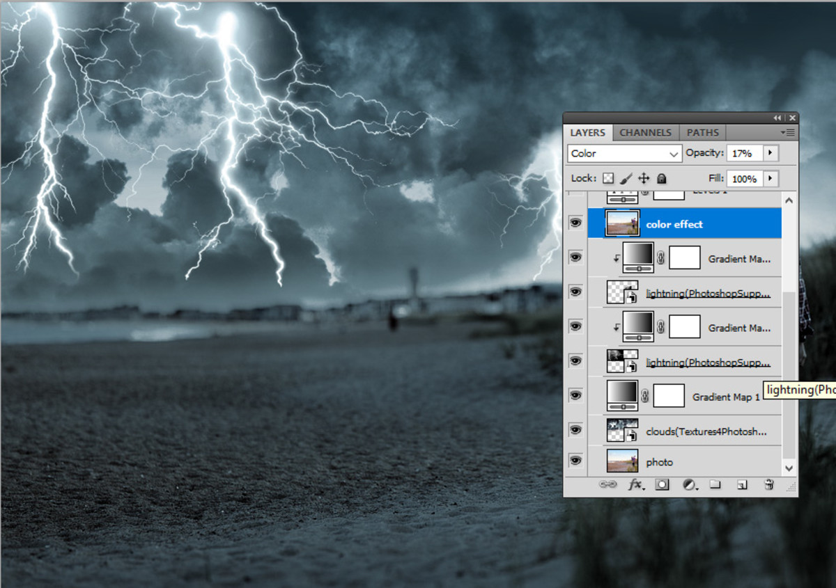 create-a-lightning-storm-in-photoshop