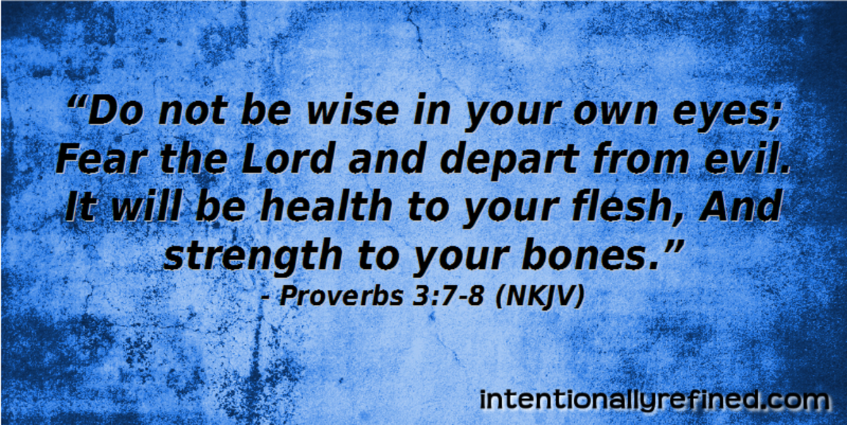 Scripture motivation