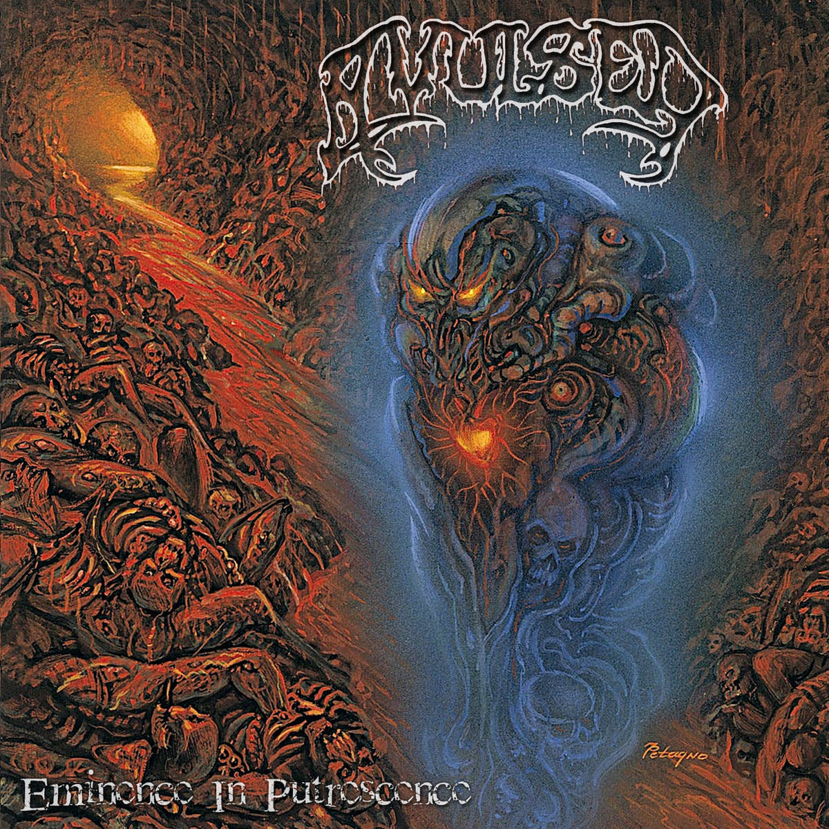 A Review of the Album Eminence in Putrescence by Spanish Death Metal Band Avulsed