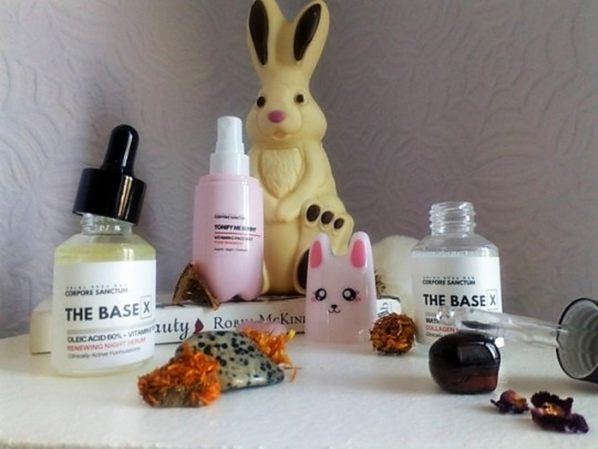 My Review Of Corpore Sanctum's 2019 Skincare Collection!