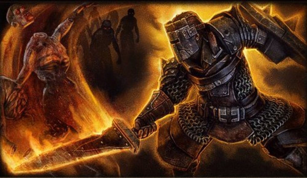 Grim Dawn: Soldier Build Guides for Beginners | HubPages