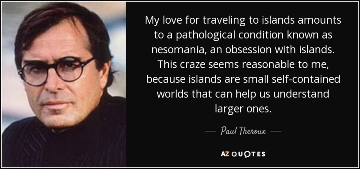 Paul Theroux is one of the most successful travel writers.