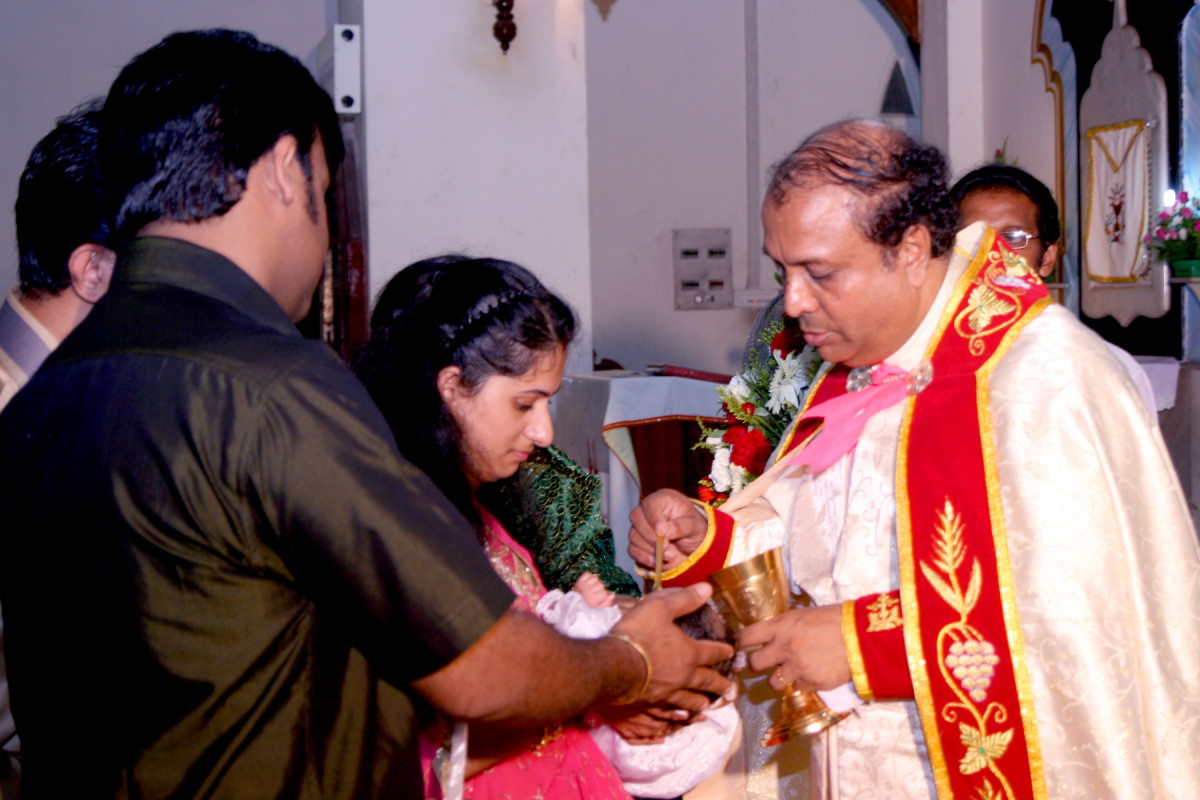 Giving, Eucharist