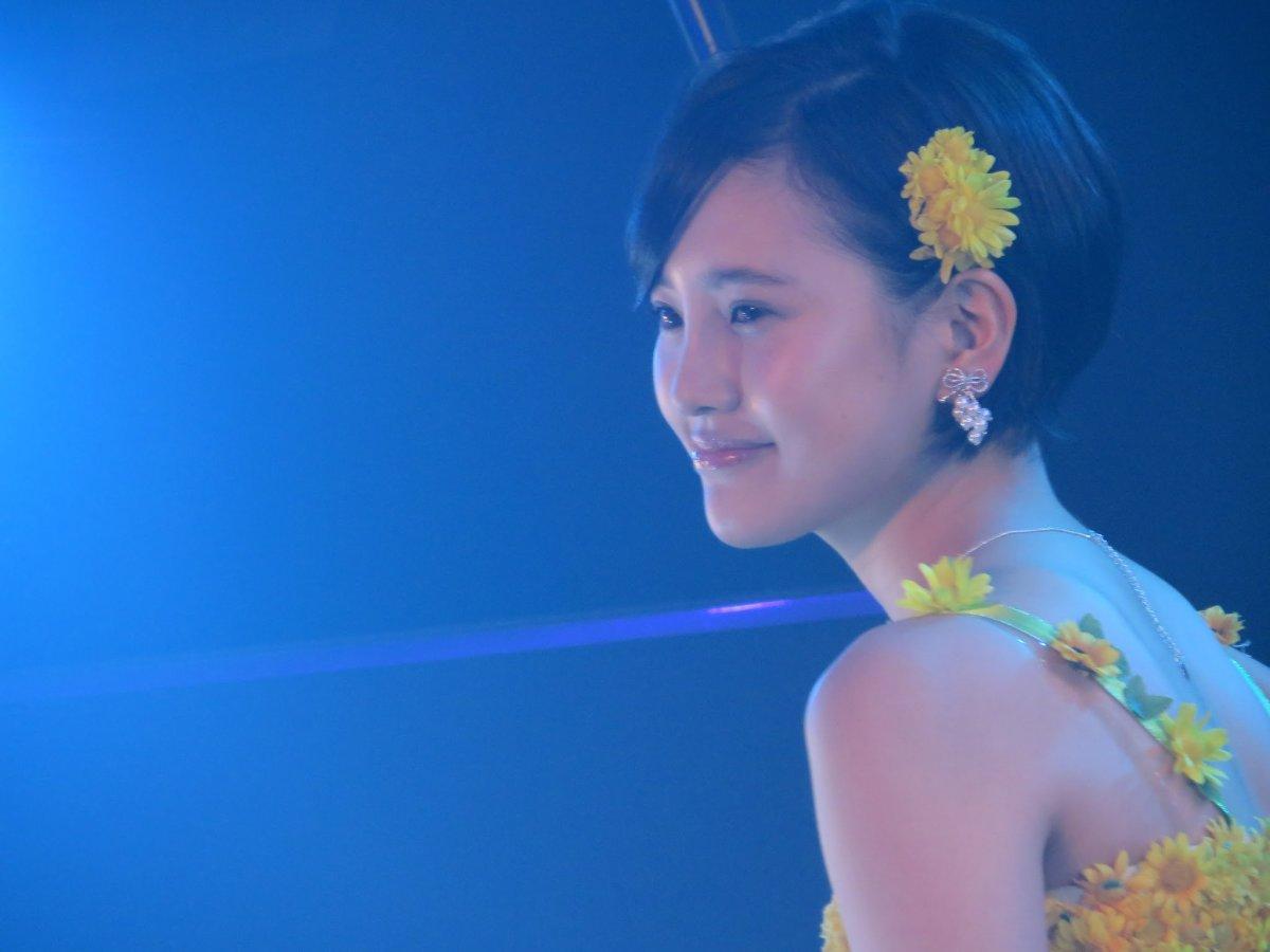 Haruka Kodama LIVE on stage.