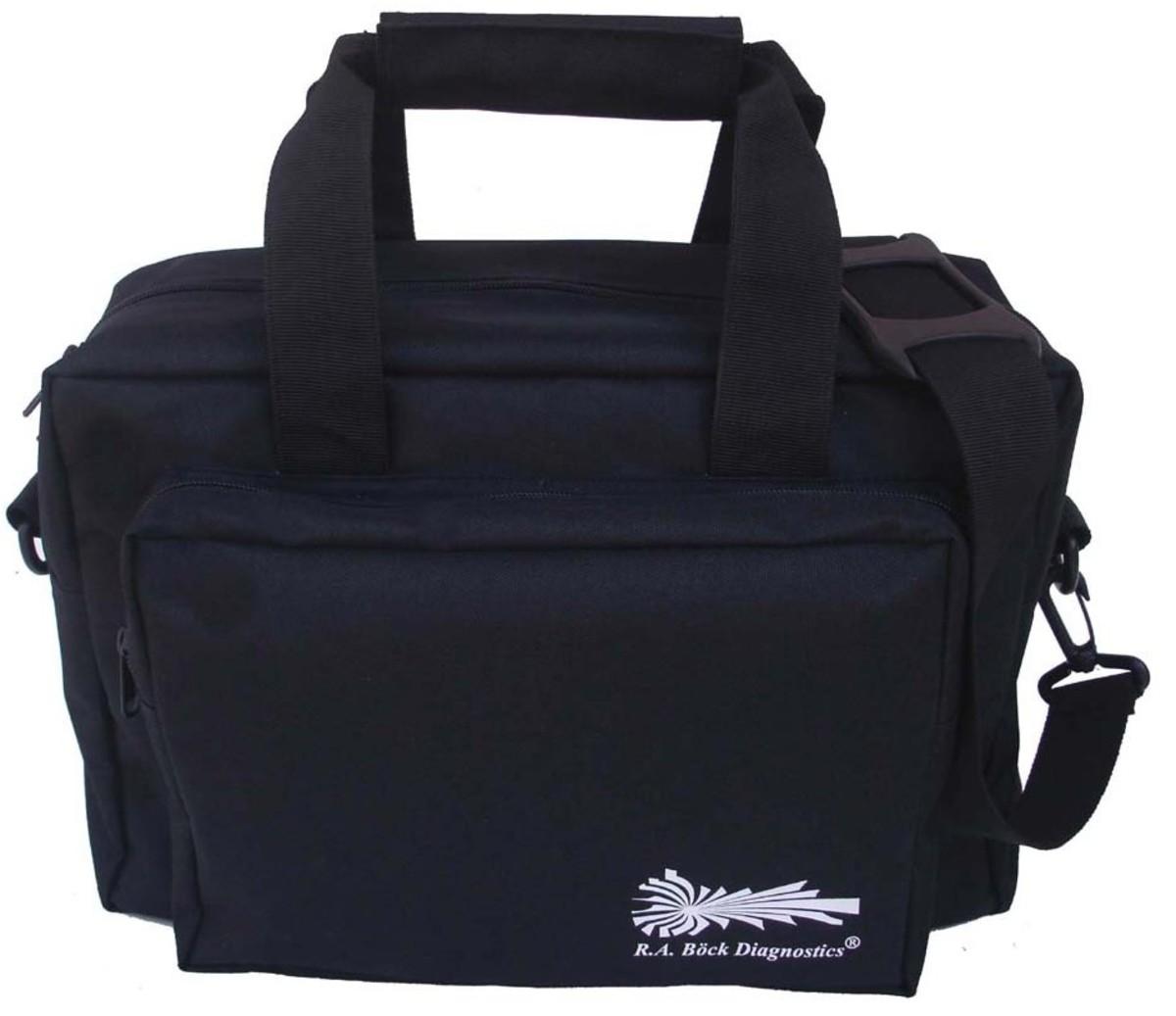 RA Bock Deluxe Nylon Medical Bag