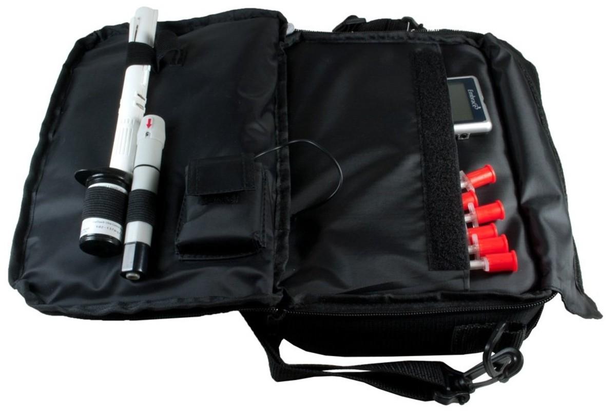 Insulpak Insulated Medication Travel Bag