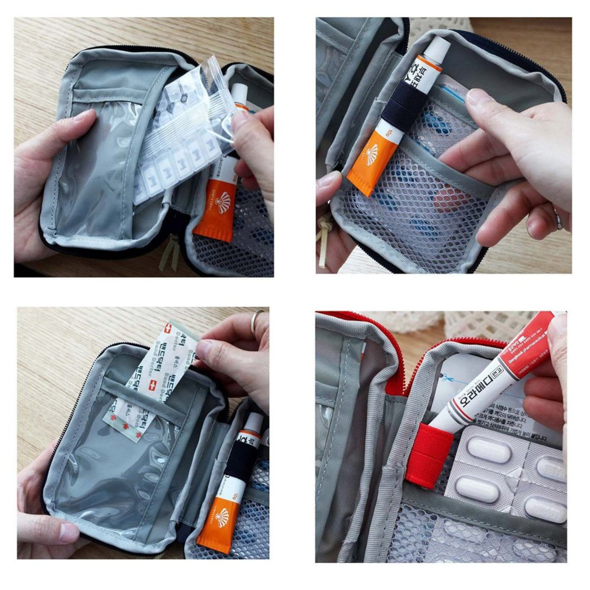 Echodo Mini First Aid Pouch