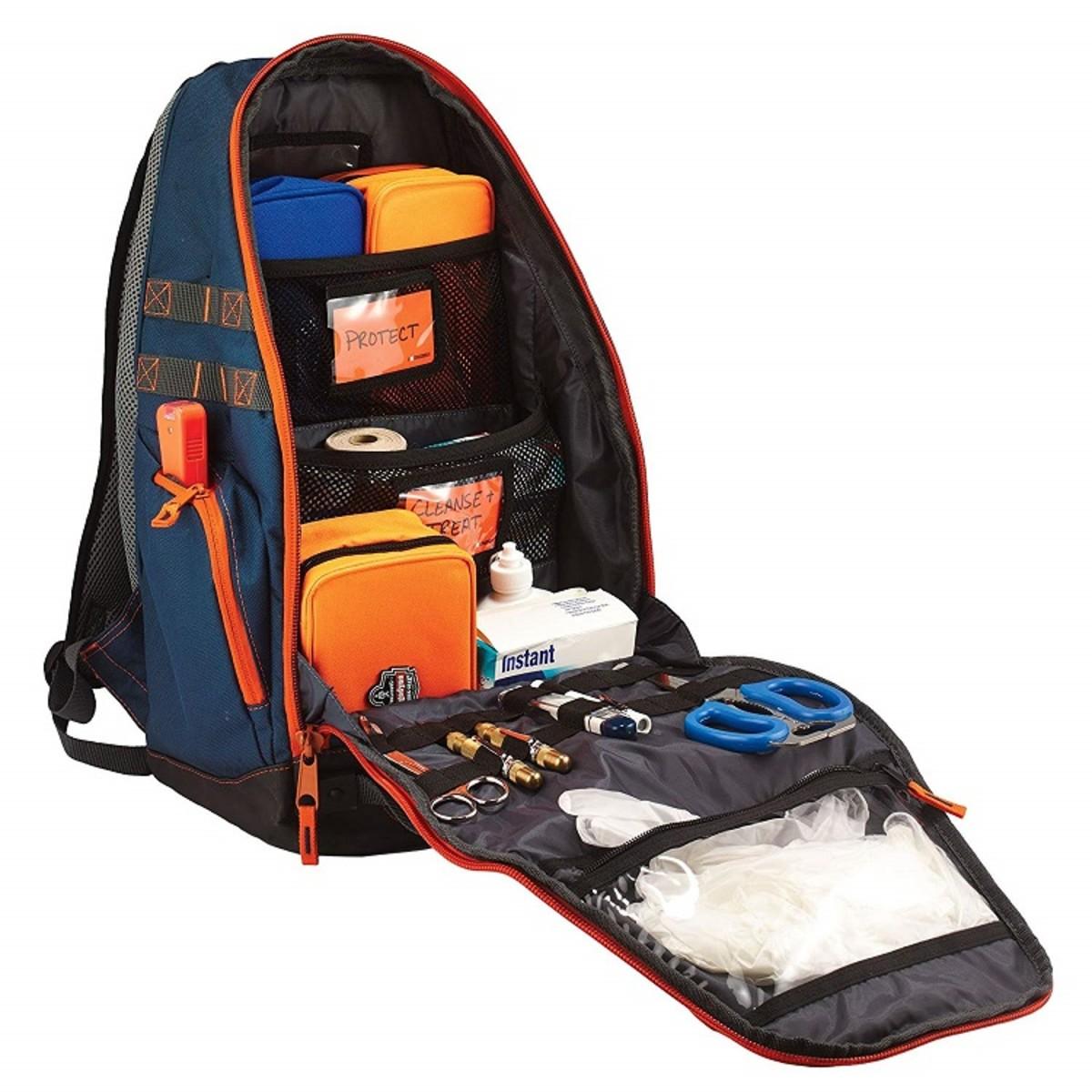 Ergodyne Arsenal 5244 First Responder Trauma Backpack Jump Bag