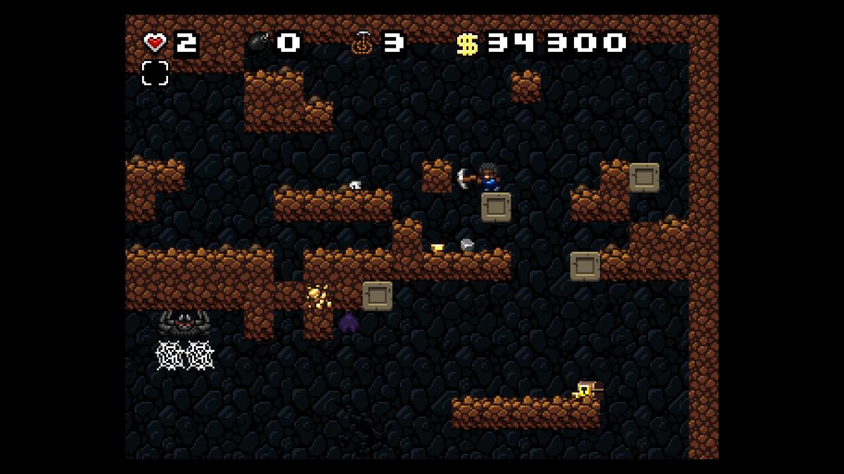 A screenshot I took whilst enjoying the original form of the game.