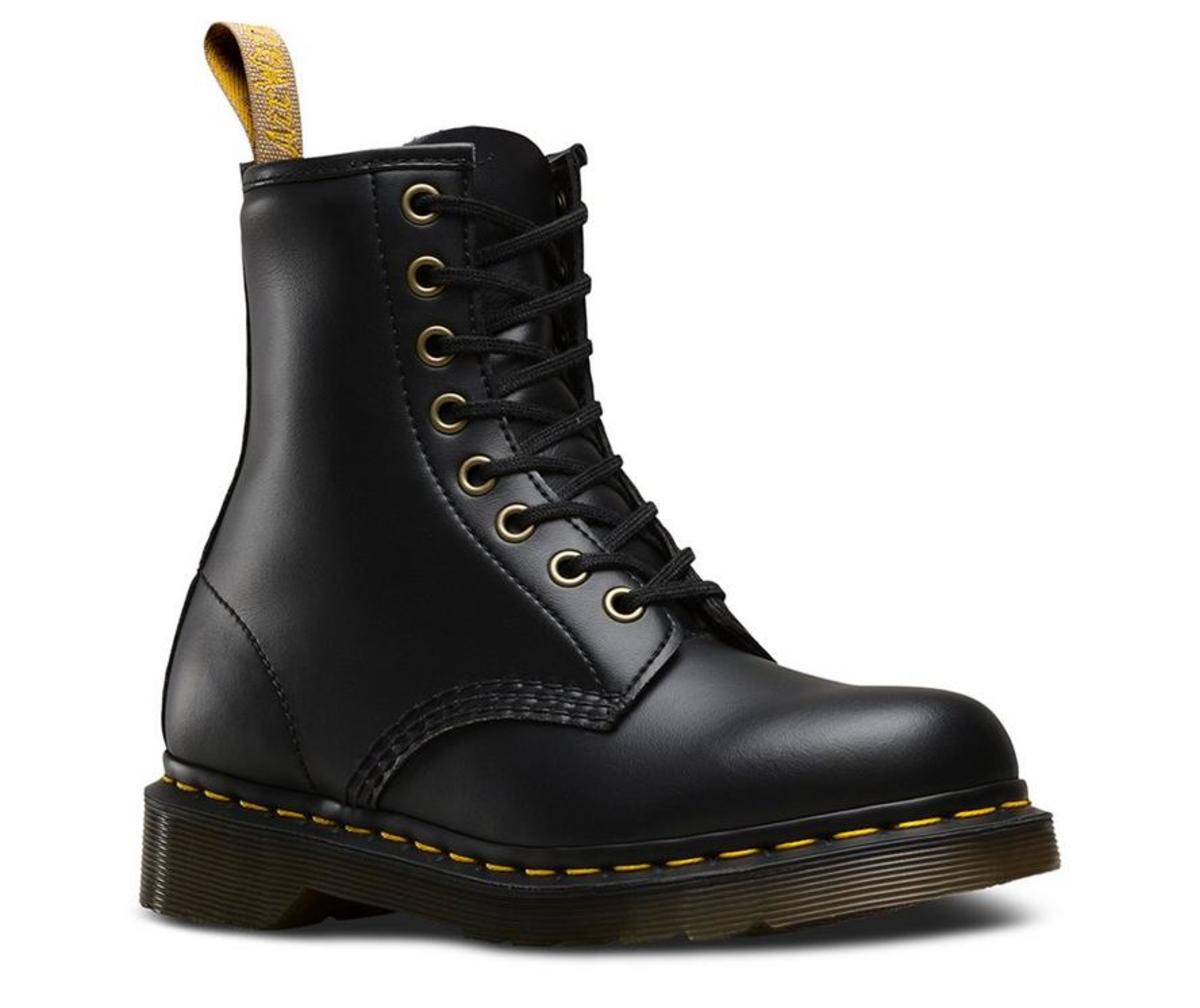 I would never forget Docs. Whether you like them plain or with a few embellishments, Docs are timeless and my personal favorite boot.