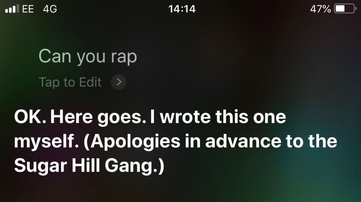 101 Funny Questions To Ask Apples Siri