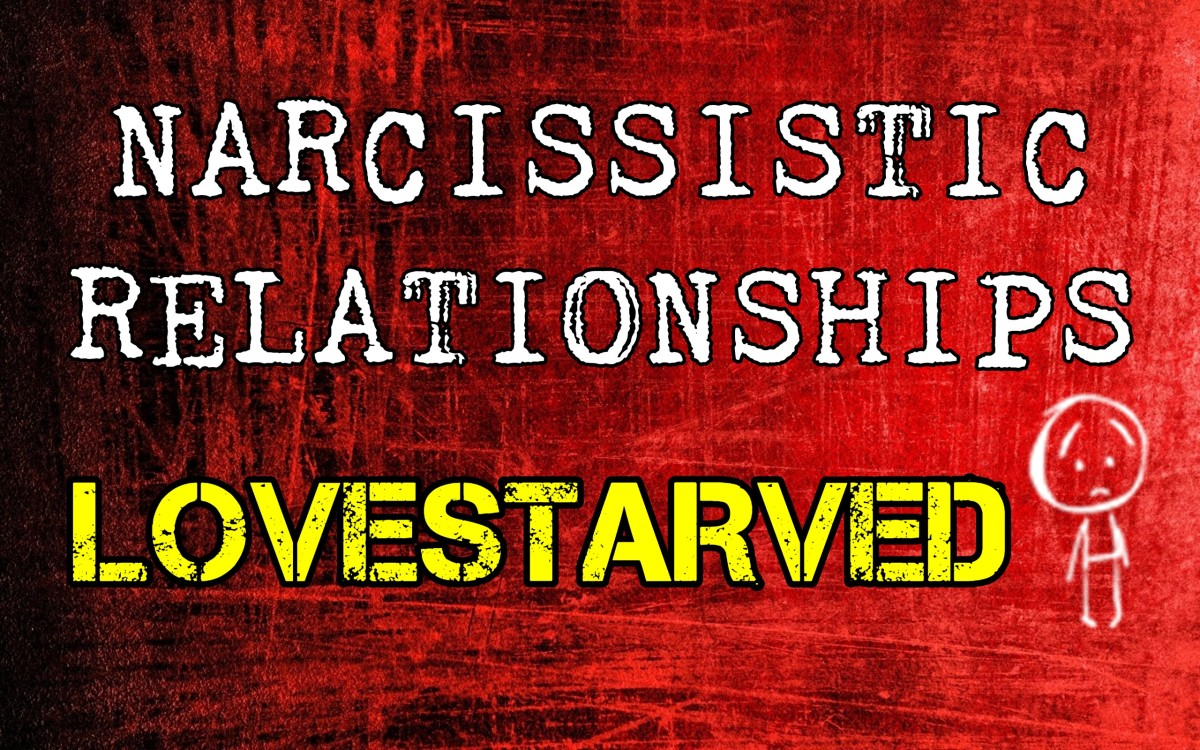LOVE-STARVED: Why People End Up In Toxic Relationships