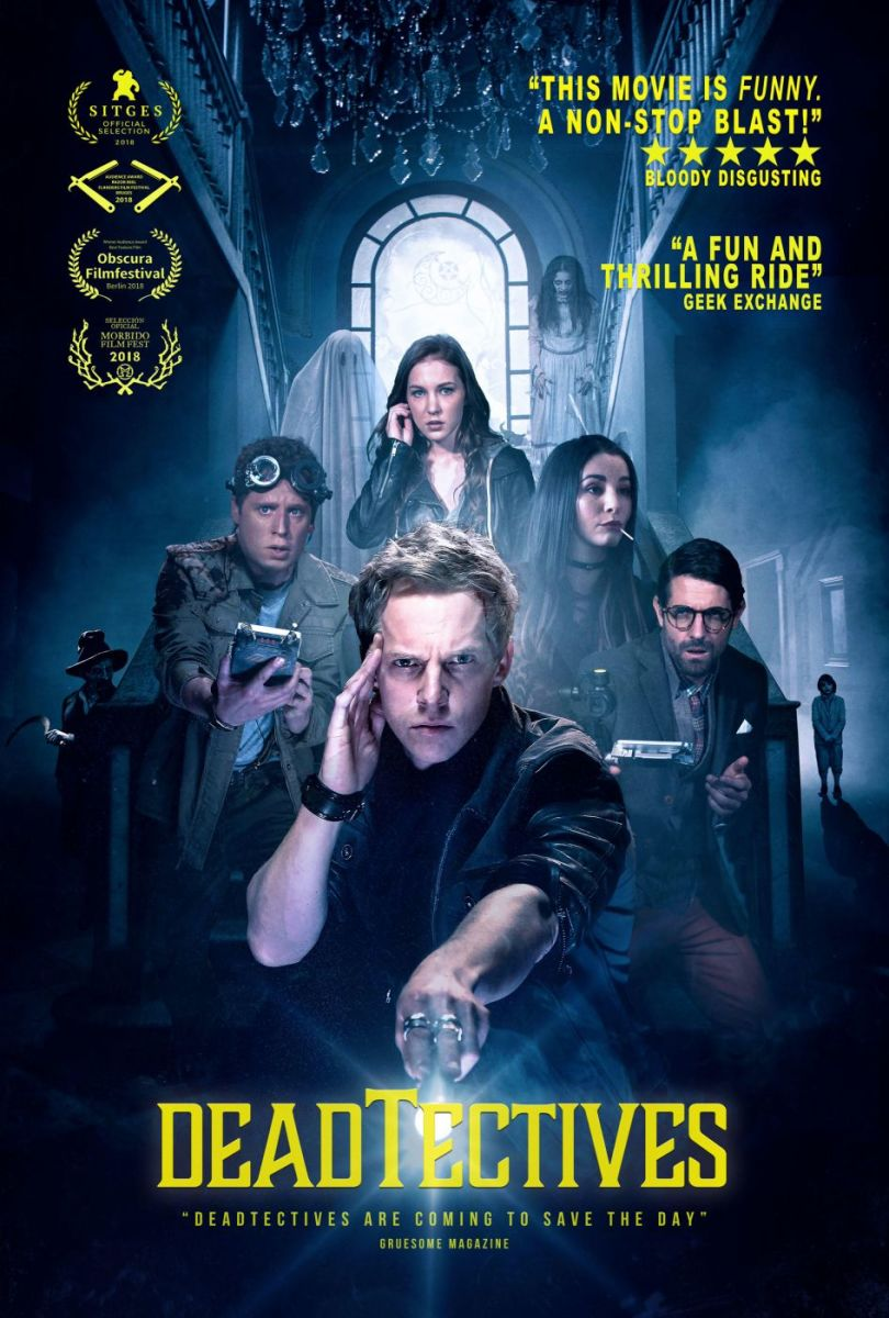 Deadtectives (2018) Movie Review