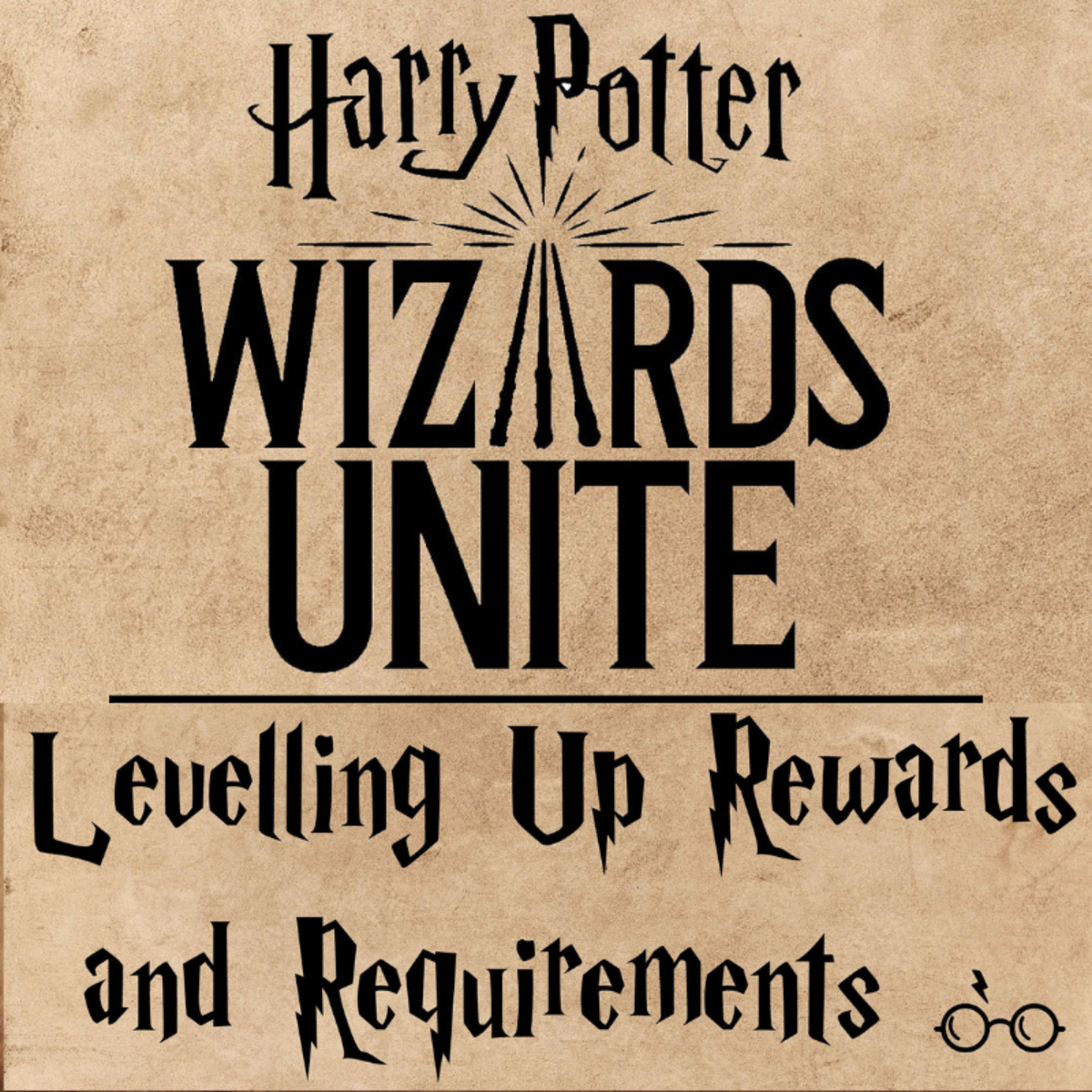 Harry Potter Wizards Unite: Level Up Rewards and Requirements