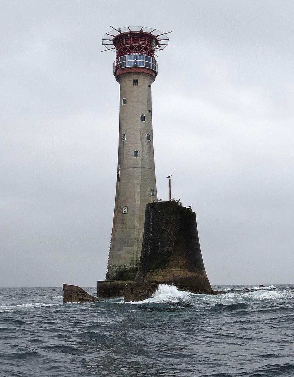 Eddystone Lighthouse A Wonder of Engineering