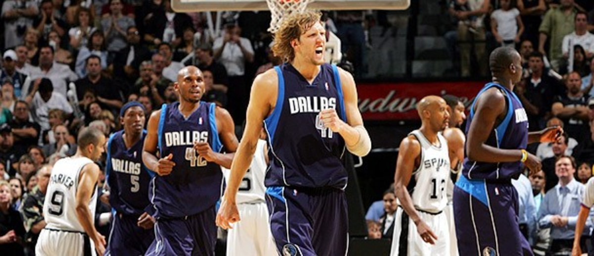 Those refs from the 2006 Finals might get their asses kicked in 2K by this team