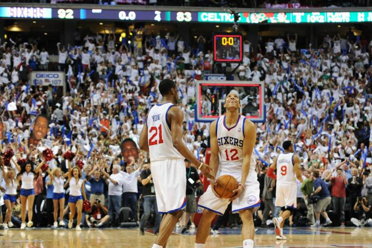Ahhh yes, Iguodala when he was in Philly