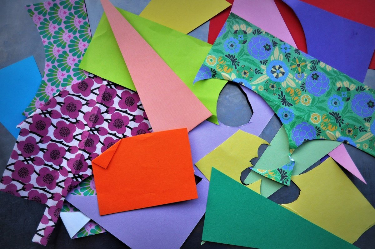 Scrap Paper Ideas For Crafters