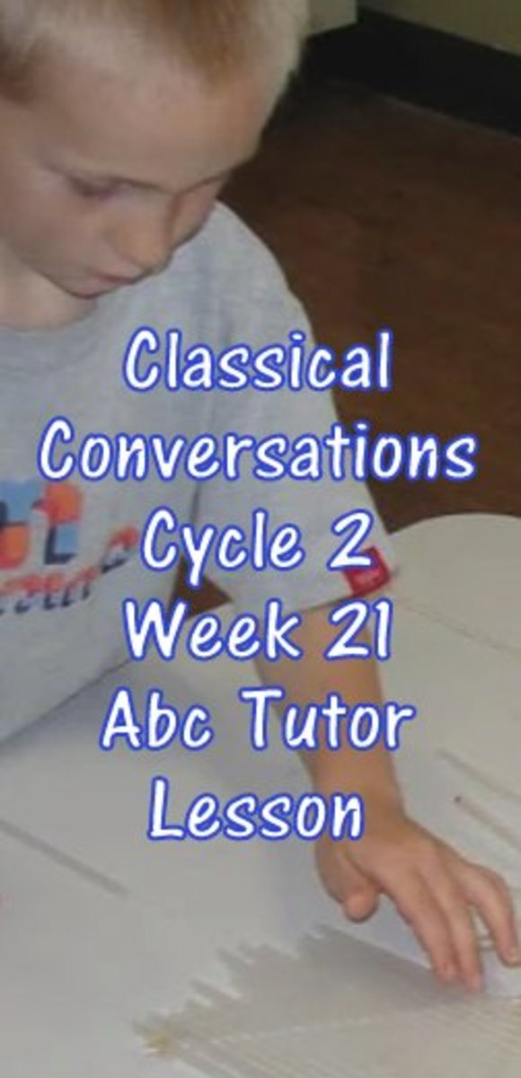 CC Cycle 2 Week 21 Abc Tutor Lesson Plan