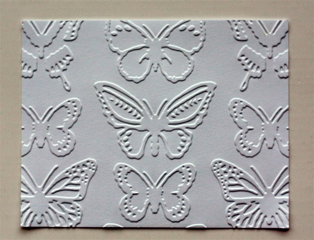 Dry Embossing Techniques And Ideas
