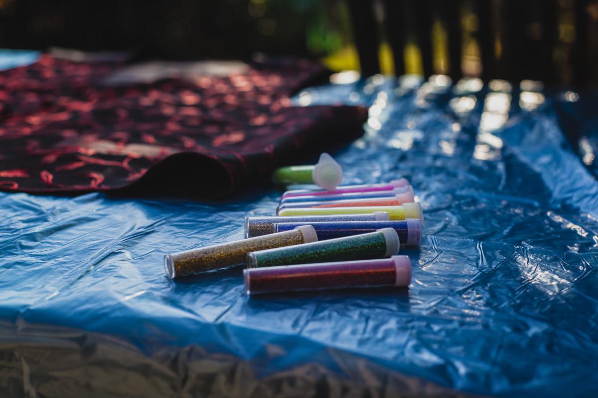 Glitter Glue -Tips and Ideas